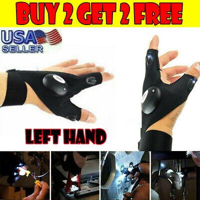LED Light Finger Lighting Gloves Auto Repair Outdoors Flashing Artifact Durable