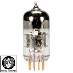 Brand New Tested Electro-Harmonix 6922 E88CC GOLD PINS Vacuum Tube