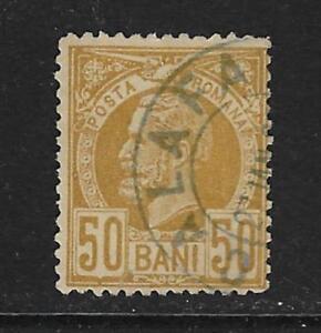 RUMAN-A-Yvert-n-69-usado-y-defectuoso