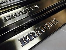 BRABUS Door Sill Panels with LED for Mercedes Benz E-Class W124 HQ SE
