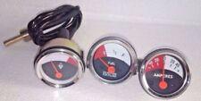 John Deere Tractor Temp Fuel Amp Gauge Set 1010 2010