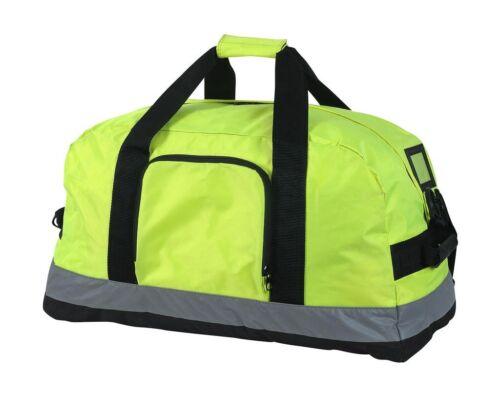 Shugon bedruckbar 50L Essential Hi-Vis Work Bag Seattle 2518 NEU Reisetasche
