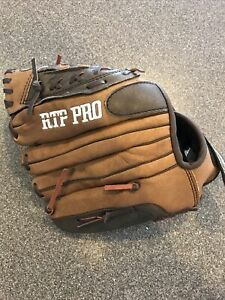 """Franklin RTP PRO 22552-12 Youth 12"""" Baseball Glove Right Hand Throw Leather"""