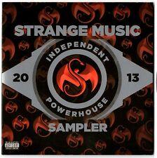 Strange Music Tech N9ne 2013 Promotional Sampler