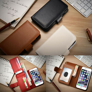 Multi-Function-Photo-ID-Wallet-Leather-Case-for-Apple-iPhone-6-4-7-034-6-Plus-5-5-034