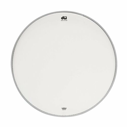 DW DRDHACW14T 14In Double A Coated Batter Drum Head