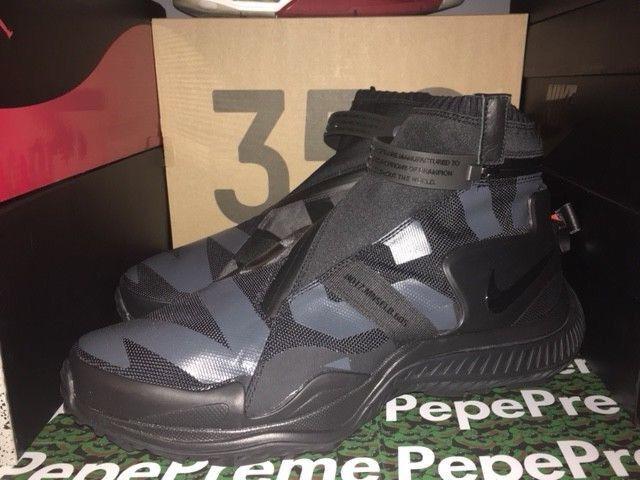 Nike Nike Nike nikelab nsw gamasche probiert - olympiade schwarz, anthrazit - größe 11.5-14 aa0530 001 6fa84e