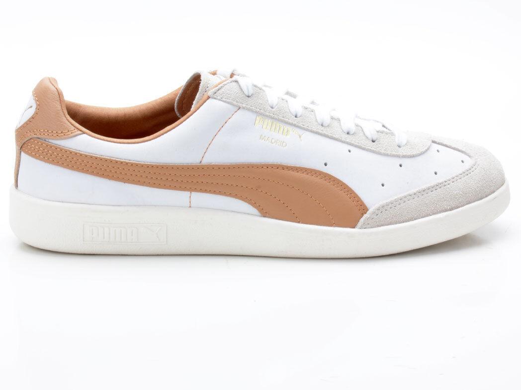 Puma Madrid Tanned 363806 03 white-brown
