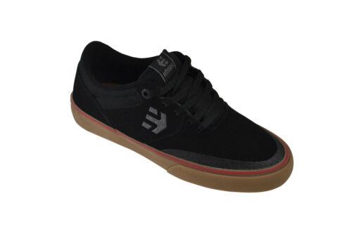 Etnies Marana Vulc black gum grey Sneaker Schuhe schwarz