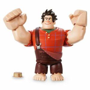 "Disney Toybox Ralph Action Figure-Ralph Internet 4"" Breaks H Nuovo con Scatola"