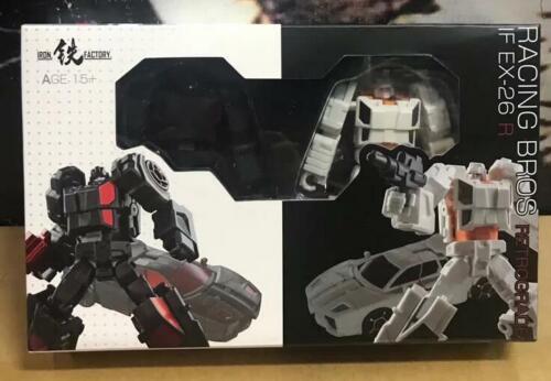 Transformers Iron Factory IF EX-26R Racing Bro Retrograde Mini toy in stock