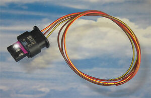 PTS-PDC-Stecker-25cm-Leitung-Kabel-Cable-Mercedes-Parktronic-W212-W246-W176