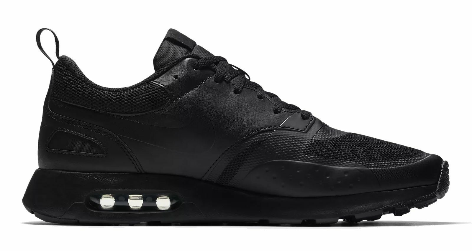 competitive price bb57d 7475e ... Nike Nike Nike Men s Casual Shoes Air Max Vision Black 311ad8 ...