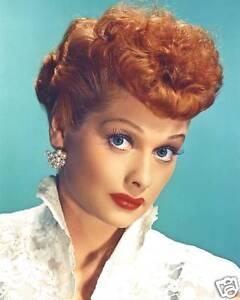 Lucille-Ball-034-I-Love-Lucy-034-4x6-Television-Memorabilia