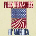 Folk Treasures of America (CD, Nov-2012, Altissimo)