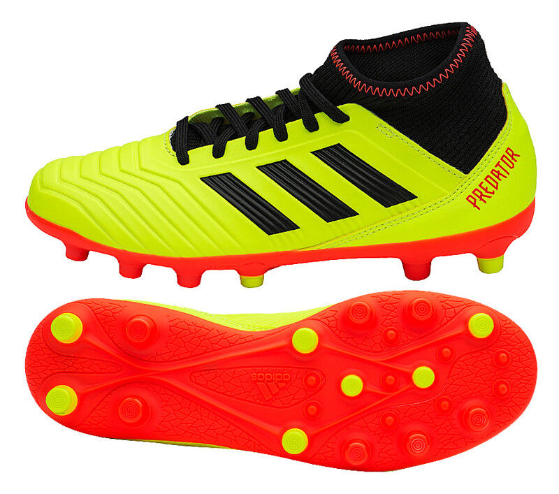 73cb1113a Adidas Predator 18.3 HG Junior Soccer shoes Football Boots Cleats (BB6992)  KIDS nulfcb3034-Youth
