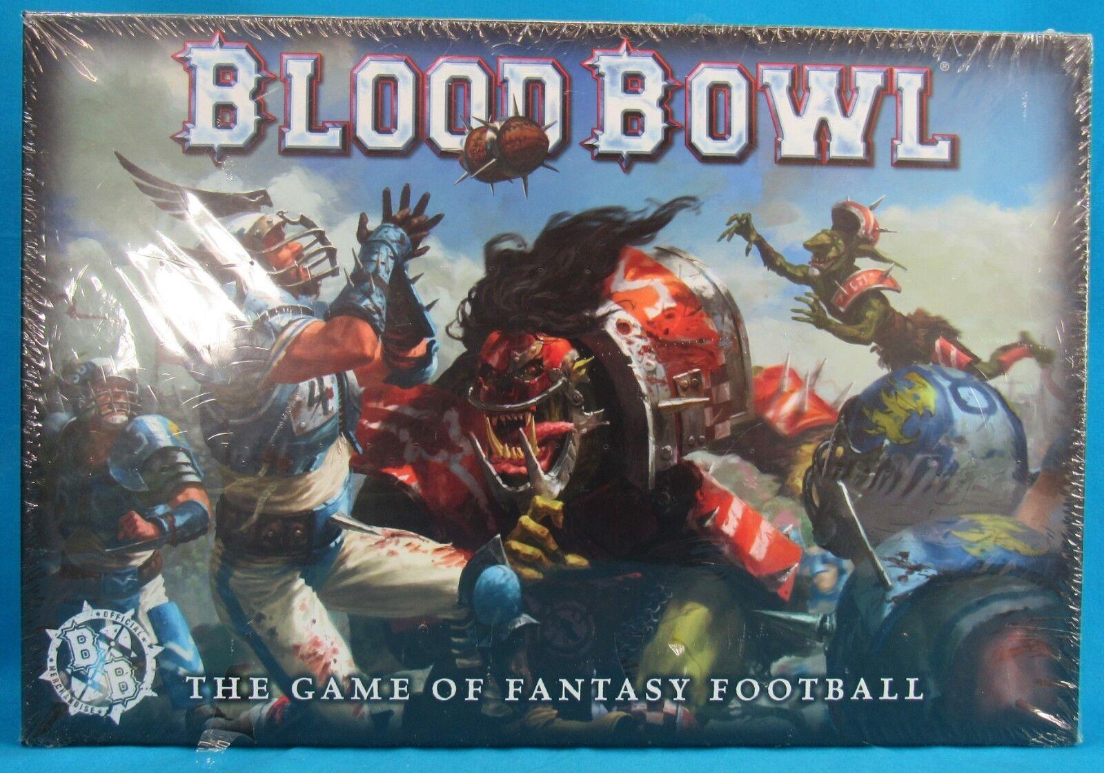 Games Workshop Blood Bowl box set game NEW SEALED