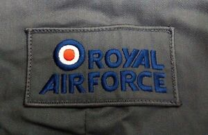 Genuine-British-RAF-Coverall-Ground-Crew-Overalls-116cm-Royal-Air-Force-NEW