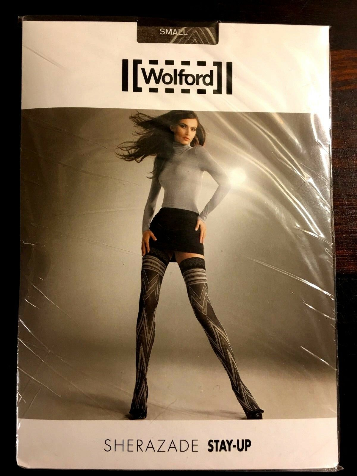 Wolford  SHERAZADE STAY UP     S