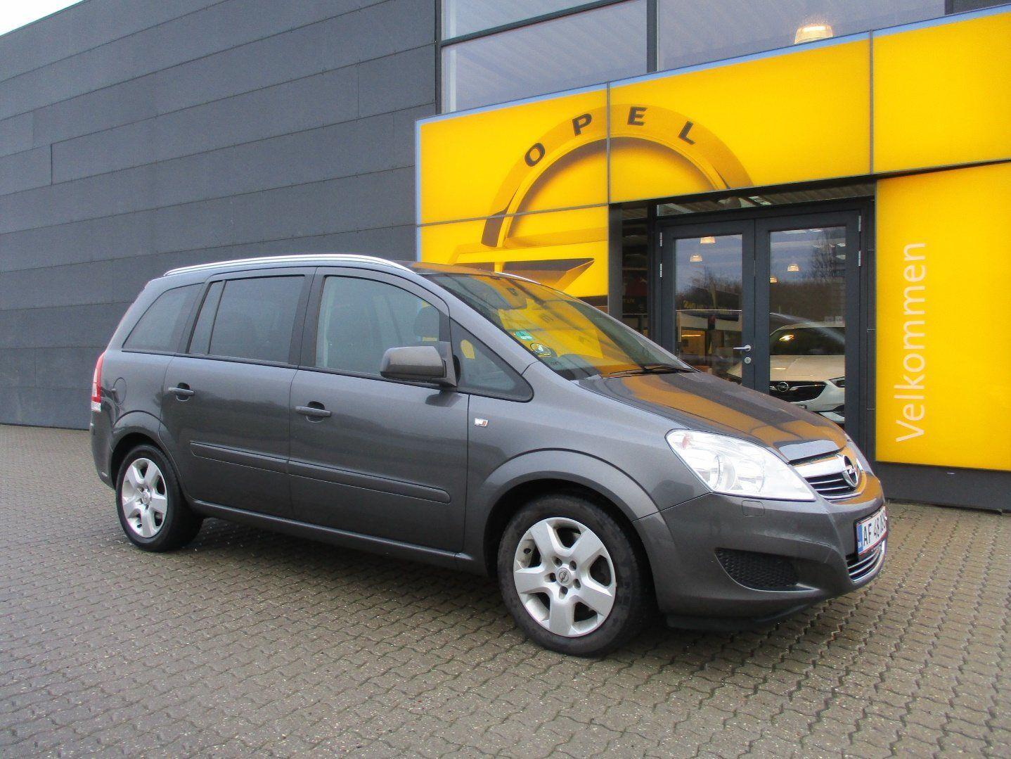 Opel Zafira 1,9 CDTi 150 Cosmo aut. 5d - 99.900 kr.