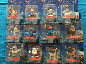 Rudolph-and-the-Island-of-Misfit-Toys-Clip-on-Figure-set-of-12