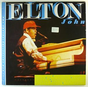 "12"" LP - Elton John - The New Collection - F51 - cleaned"