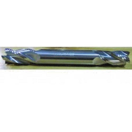 "USA Double Weldon Carbide 3//8/"" 4 Flute End Mill HTC 210-4375 G12"