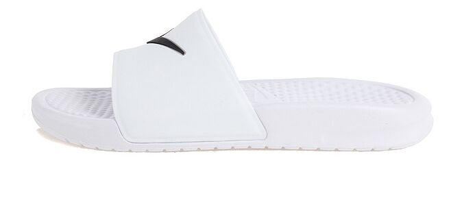 New Nike WMNS BENASSI (819703-100) US Sz 6 ~ 10 Women Nike Sandals Nike Slippers