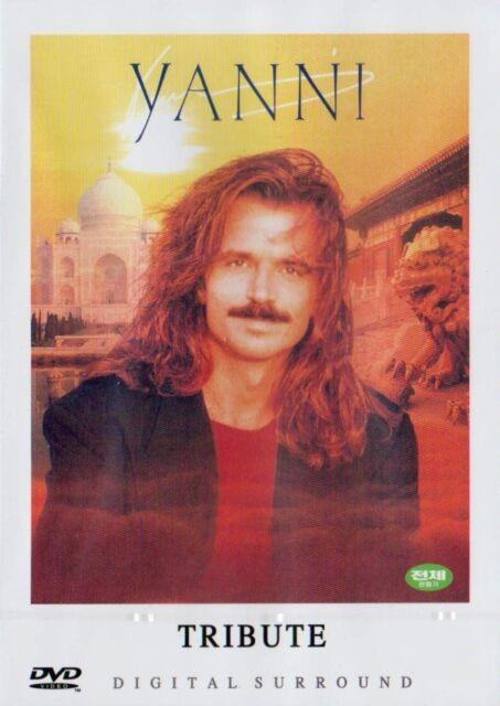 dvd de yanni - tribute - gratis