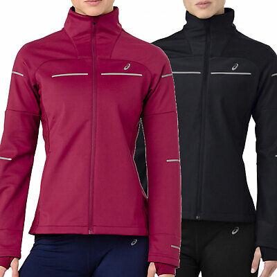 asics Performance Lite Show Winter Jacke Damen Laufjacke Trainingsjacke Laufen | eBay