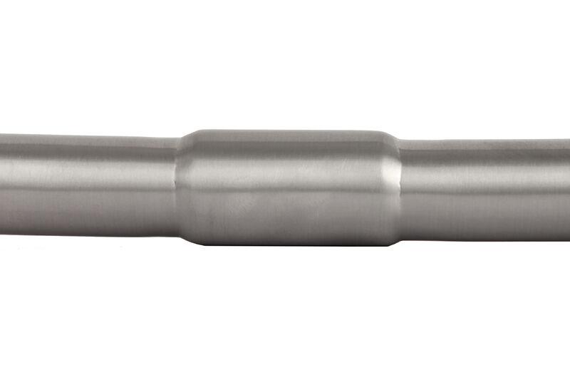 J&L Titanio Mango Bar Plana Tipo S 25.4mm ajuste  Dahon charrán Brompton Birdy-Ti  primera vez respuesta