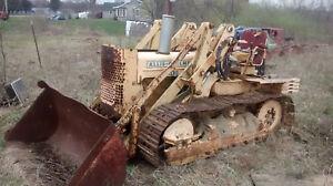 Details about Transmission ONLY! <100 hours on Dealer rebuild Allis  Chalmers H3 Crawler Loader