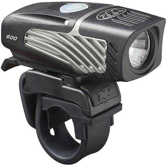 NiteRider Lumina Micro 600 Lumen LED Bike Bicycle Light Headlight USB