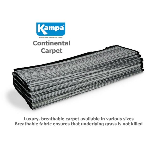 Kampa Easy Tread Breathable Carpet Groundsheet Various Sizes Available