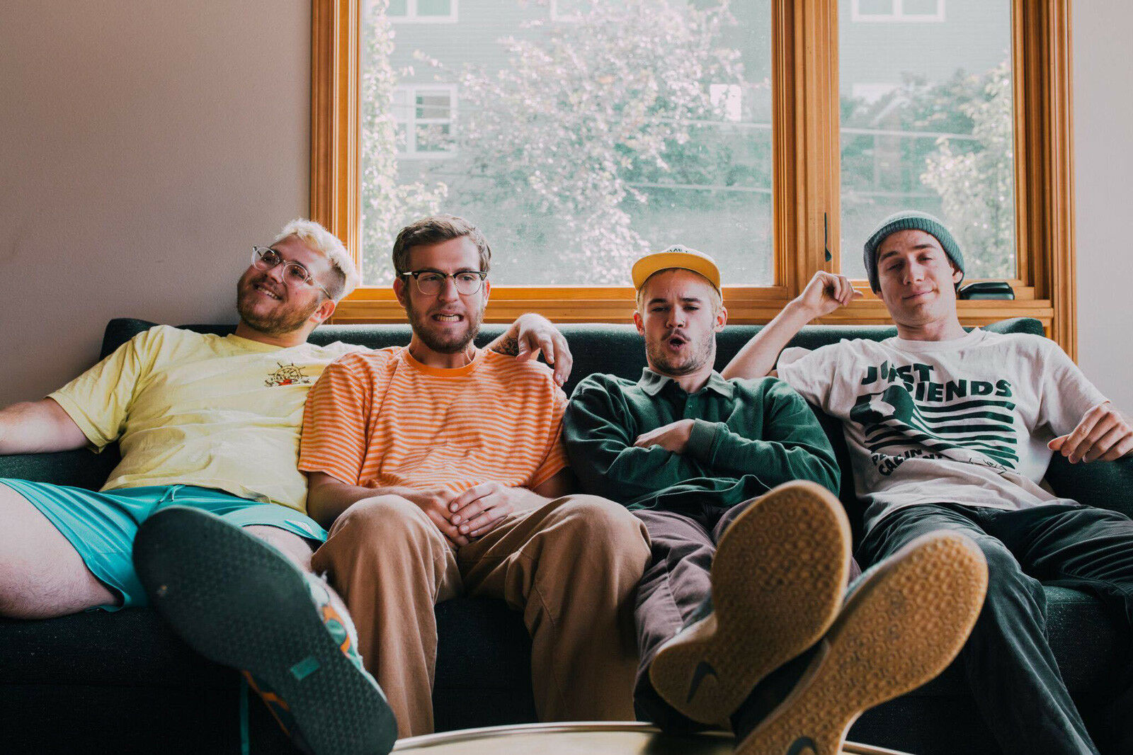 Mom Jeans, Mover Shaker, King of Heck and Snooze Tickets (16+ Event)