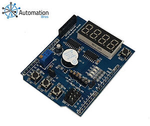 Multi-functional-Expansion-Board-Shield-for-Arduino