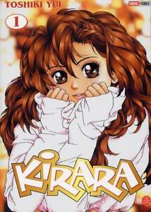 Collection-complete-de-mangas-Kirara-En-francais-Tomes-1-a-6