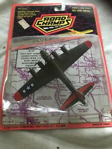 Road Champs ~Flyers WWII Fighters~ P-47D Thunderbolt 1988