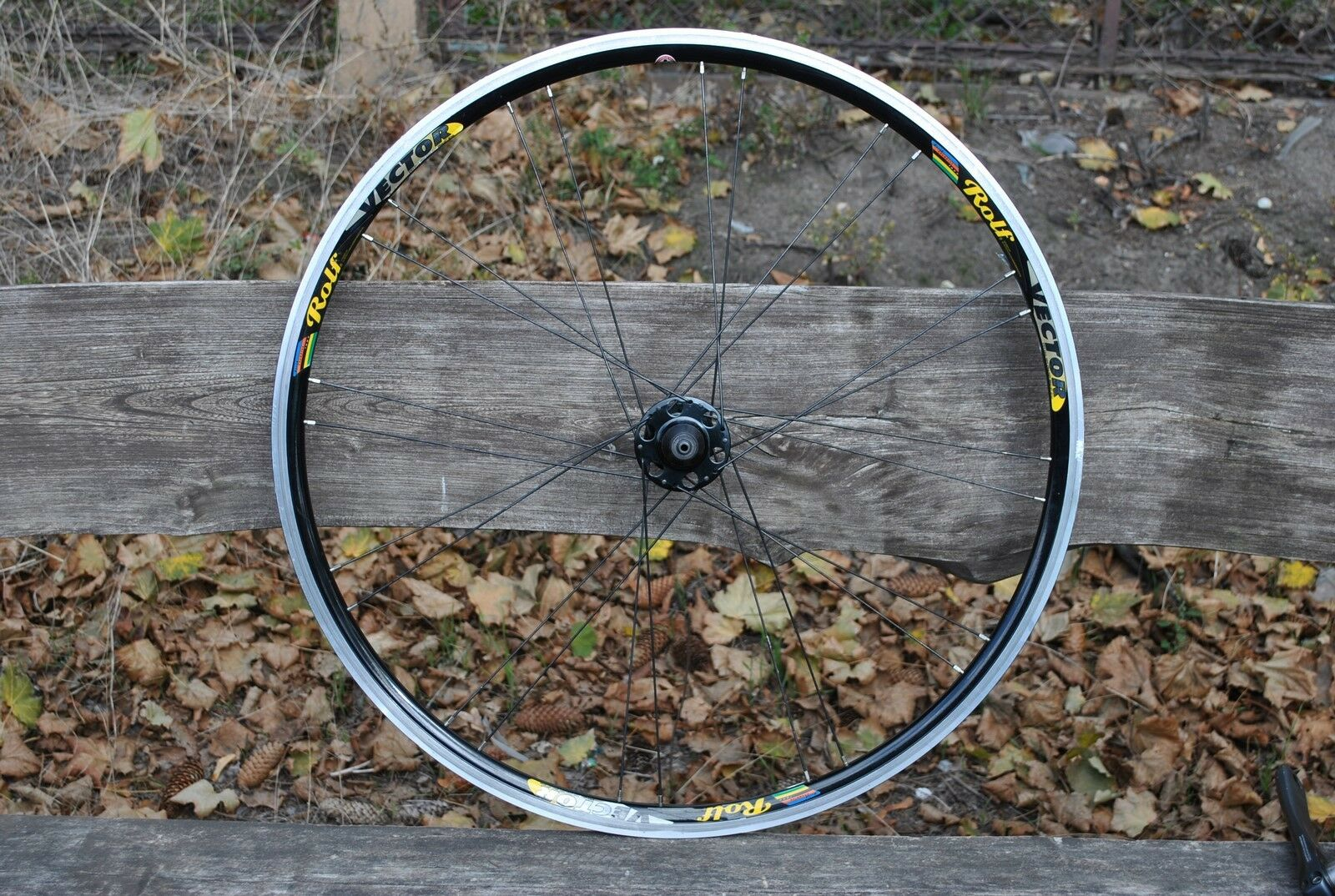 Vintage NOS - BONTRAGER CORVAIR - front MTB wheel 26  559