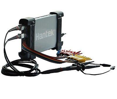 Hantek 6022BL 20Mhz PC USB Digital Storage Oscilloscope + 16 CHs Logic Analyzer