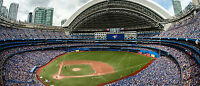 Texas Rangers at Toronto Blue Jays Tickets (Blue Jays Cowboy Hat)