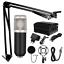 Professional-Microfone-Bm800-Studio-Microphone-Bm-800-Sound-Condenser-Recording thumbnail 15