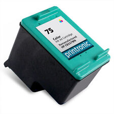 Color HP 75 Ink Cartridge for OfficeJet J6415 J6424 J6450 J6480 J6488 Print
