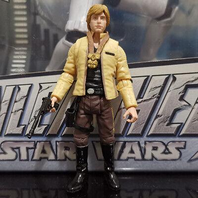 Star Wars Vintage Collection Luke Skywalker Yavin Ceremony VC151 Loose complet