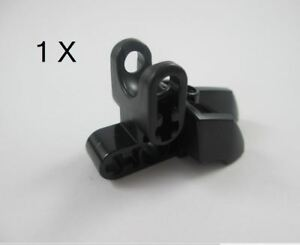 LEGO Black Hero Factory Foot Four Short Claws Ball Socket Lot of 10 Parts Pieces