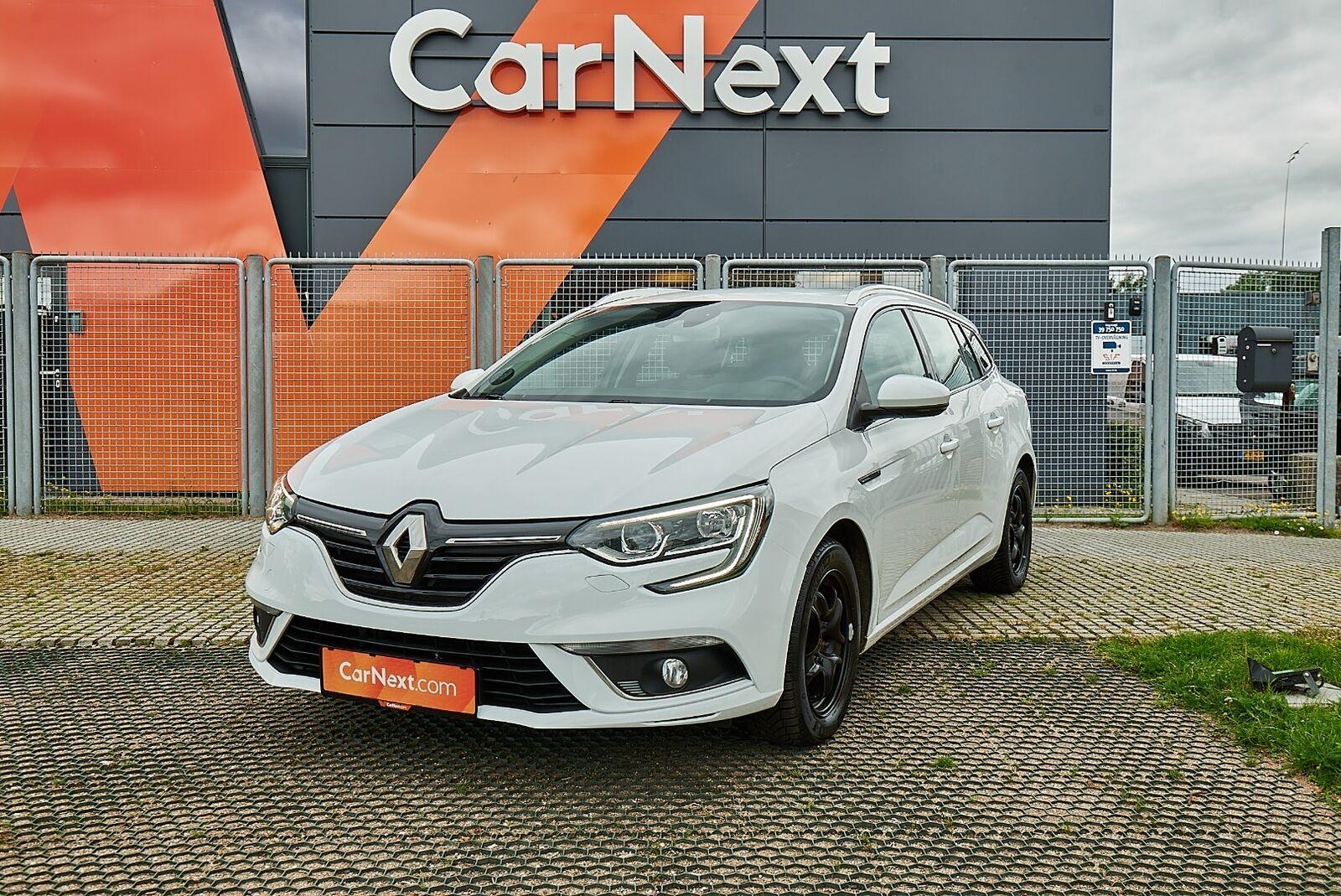 Renault Megane IV 1,5 dCi 110 Zen ST 5d - 124.900 kr.