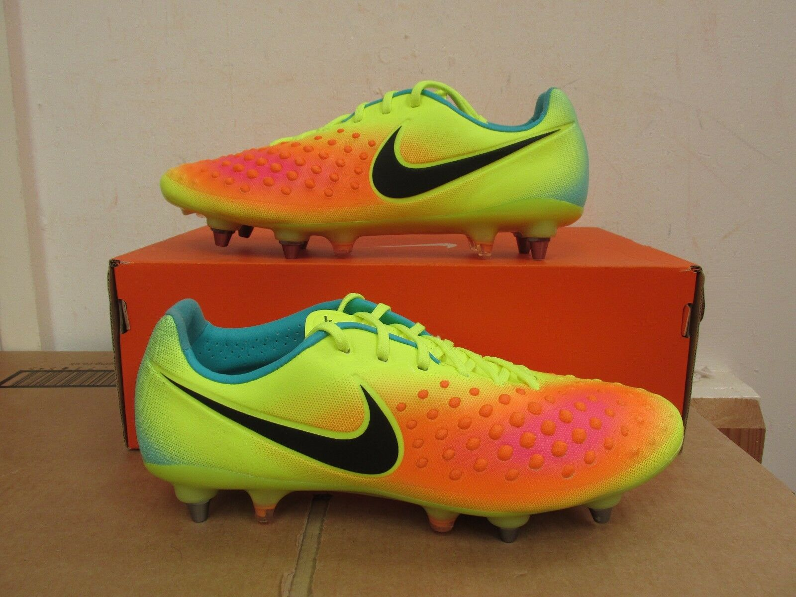 separation shoes 97ae6 a47dc Nike Magista Opus II SG PRO mens football boots 844597 844597 844597 708  soccer CLEARANCE 2ee002