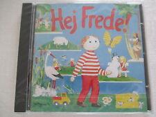 Hej Frede! (Alberte, Lis Sorensen, Nanna, Michael Bundesen u.a.) - CD Neu & OVP