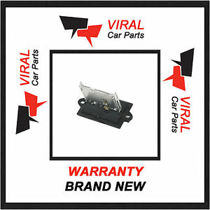 Riscaldatore-Blower-Motore-Ventilatore-Resistore-4-pin-adatto-a-NISSAN-MICRA-NOTE-CUBE-NV200-Versa