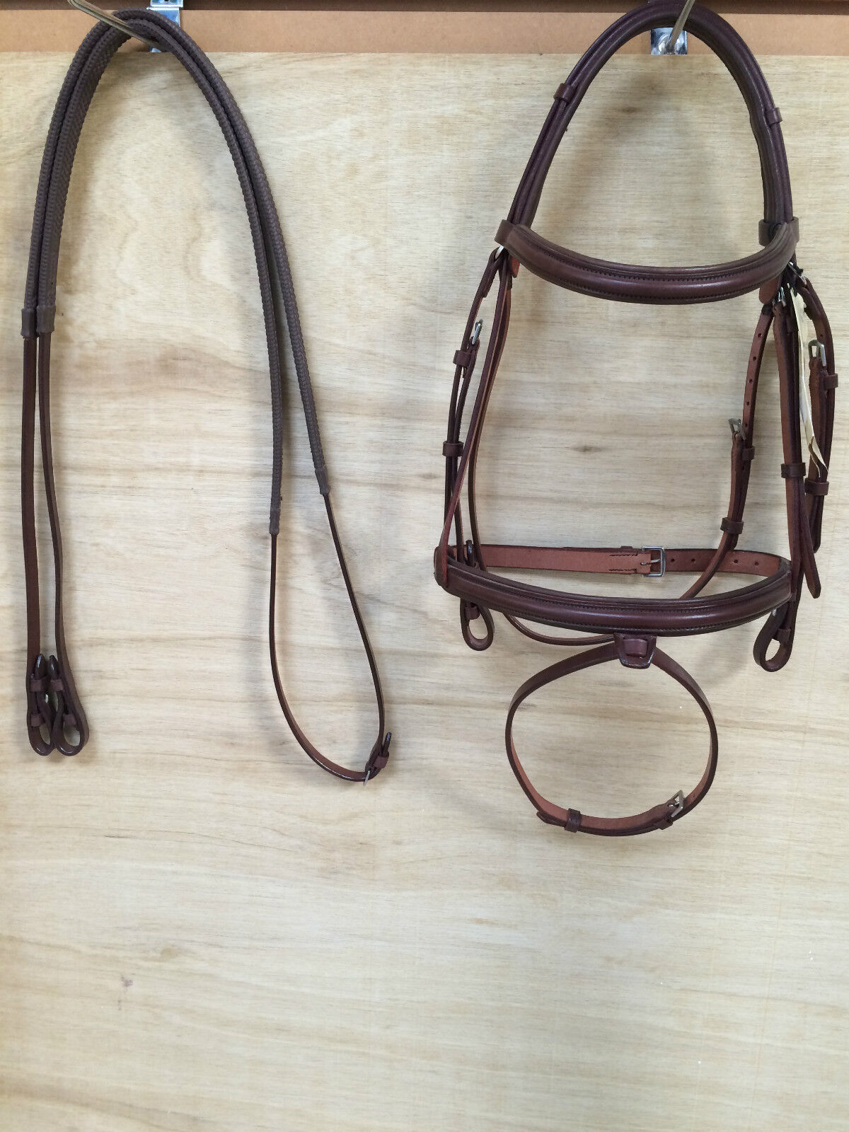 Harry Dabbs Flash Comfort Bridle (full)